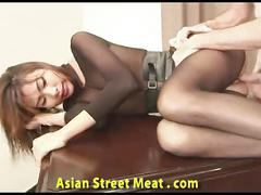 Asian girl soong