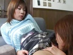 Japanese girl seduced by new boss
