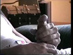 Straight stud vinnie seduced to jerk