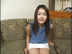 Asian beautiful skinny girl