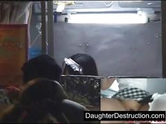 Japanese teen japanese daughter nightmare