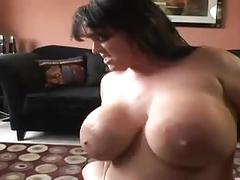 Thick mature, huge boobs
