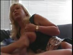 Big titted milf
