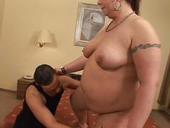 800 pounds of anal pleasure