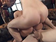 Lovely linet's anal fun!