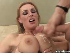Tanya tate seduce a stud who fucked her hard