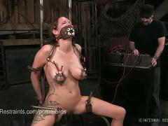 bdsm, big tits, brunette, fetish, european, pussy, ex gf, beef curtains, big boobs, big natural tits, bondage, brown hair, busty, eastern european, girlfriend, huge tits, painful, sadistic, shaved pussy, slave
