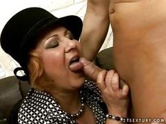 granny,  grandma,  mature,  old,  fat,  blowjob,  hardcore