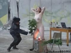 Gefahrliche neugier 1 bdsm bondage slave femdom...