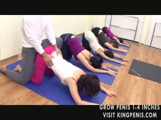 Japanese spandex porn 2