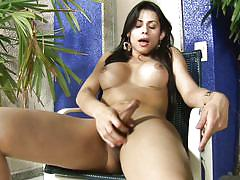 milf, round ass, solo, long hair, ladyboy, bubble butt, teasing, black hair, tranny auditions, tranny adult pass, bruna rodrigues
