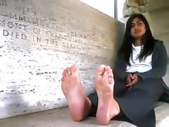 amateur, foot fetish, indian, public nudity
