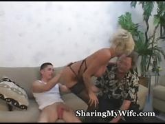 blonde, milf, homemade, mature, wife, threesome, freeporn, older, swinger, cougar