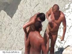 out, amater, threeosme, beach, outdoorsex, outdoor