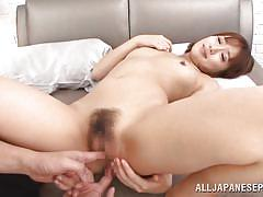 Couple experiments with anal play