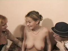 russian, teens, threesomes