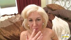 Sindi starr gets a faceful
