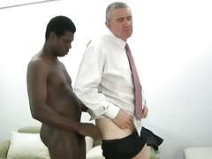 anal, big cocks, dads & mature, hardcore, hunks, interracial, porn stars, assfucking, big black cock, black on white, dad, mature, older man, stud