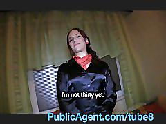 Publicagent this sexy estate agent is a porn loving sex kitten.