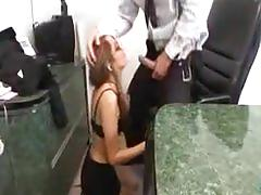 Jenna haze takes it up the ass at the office