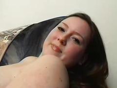 Chubby solo masturbation
