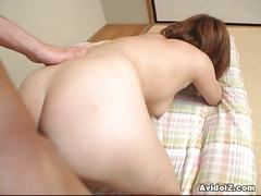 Busty arisa minami huge fuck and cumshot!