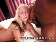 Slave kas - black cock slut 1 (highlights)