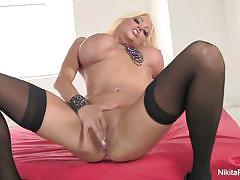 Nikita von james hot wet pussy