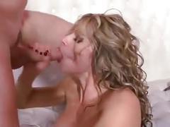 Wild goddess desperate for cock