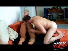 Mistress khati tortures her slave #2