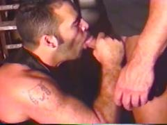amateurs, anal, bears, blowjobs, hardcore, uniform, vintage, 80s, assfucking, hairy men, policeman, sloppy blowjob