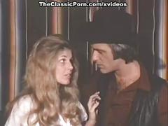 Barbara bourbon, richard o'neal, geoff parker in classic sex clip