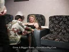Mature fuck 2 cock fuck pussy