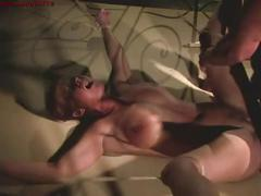 rough, busty, hairy, submissive, fetish, screaming, submission, slave, bound, big-tits, orgasms, forced-orgasms, bound-orgasms