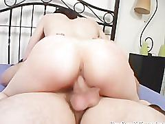 amateur, big tits, brunette, big-tits, hardcore, couple, homemade, fucking, shaved-pussy, cumshot, facial