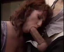 Italian red head milf