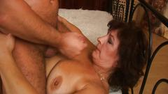 Alma is a hot slut as soon as dick penetrates her slit
