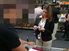 Big boobs business woman got fucked for a plane ticket