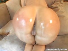 Brianna love lovely booty at ob