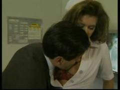 Busty backdoor nurses (nici sterling)  part 3