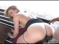 big ass, babe, big dick, blonde, hardcore, interracial,