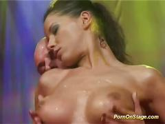 porn, sex, fucking, stripping, public, show, flexible, stage, live, shows, fair, sexshow