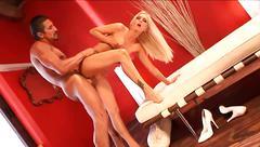 Brea bennett - sexy blonde pornstar