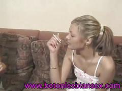 Alexandra and priscilla hot lesbian sex