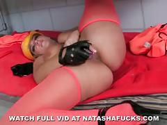 Natasha nice hard work solo