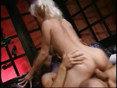 Milf gets pussy licked and cock rammed