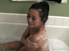 Milkathon 5. with big tits asian babe.