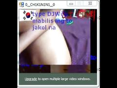 Camfrog chikinini show beautiful body on cam