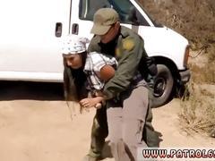 Sarah fake police anal creampie abuse public cop hot latina