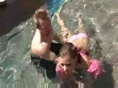 Nicole ray teach me how to swim